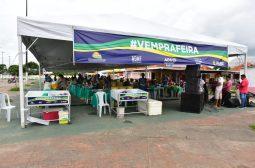 ADS inaugura novas feiras e movimenta mais de R$ 7 milhões em quatro meses