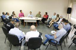 Sistema Sepror recebe lideranças da produção de Pancs para ouvir demandas