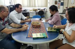 ADS e Ufam estreitam parceria e estudam a formalização de Termo de Cooperação Técnica