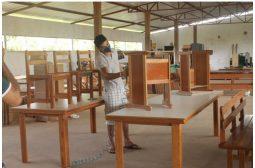 ADS investe mais de R$ 2,5 milhões na aquisição de móveis para escolas