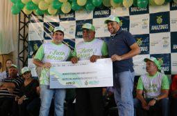 Wilson Lima anuncia o reajuste no preço da subvenção da juta para os próximos anos
