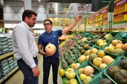 Balcão de Agronegócios da ADS já intermediou mais de R$ 1 milhão em produtos regionais para supermercados de Manaus